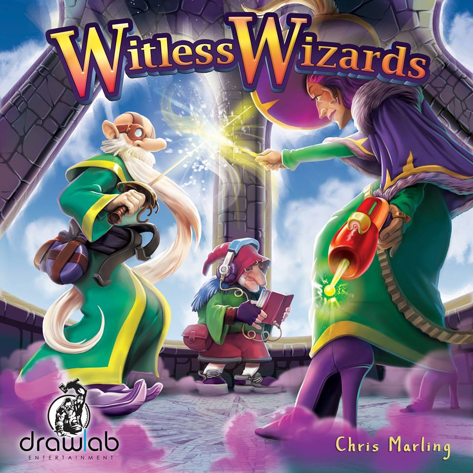 Witless Wizards cover