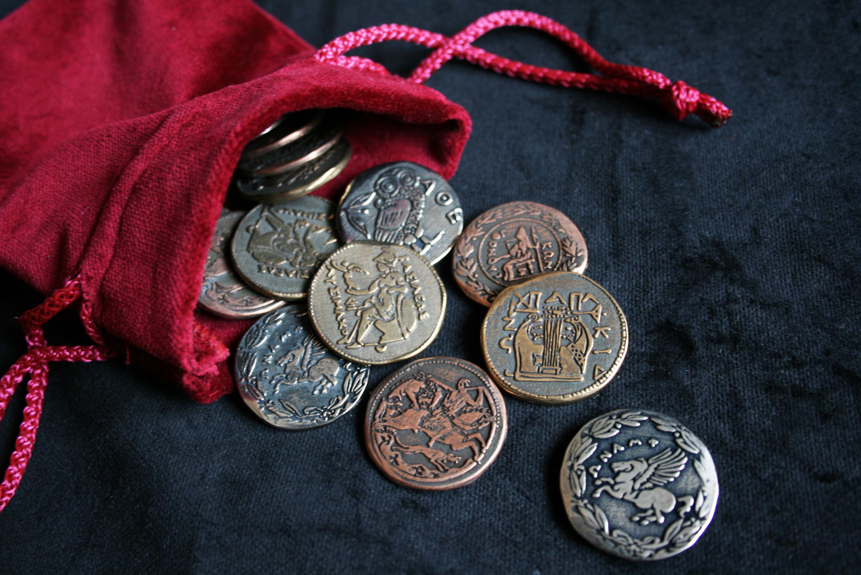 Cthulhu Set-Legendary Metal Coins | Drawlab Entertainment