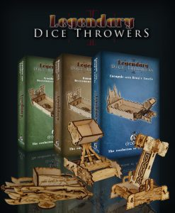 Legendary Dice Throwers